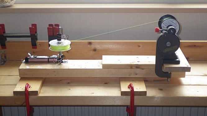 糸巻システム